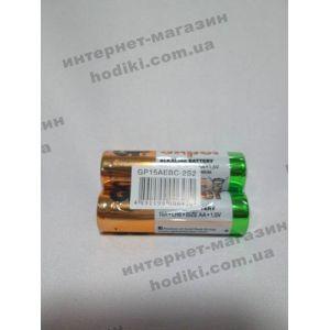 "Батарейки ""GP"" R6 алкалиновые (код 1031)"