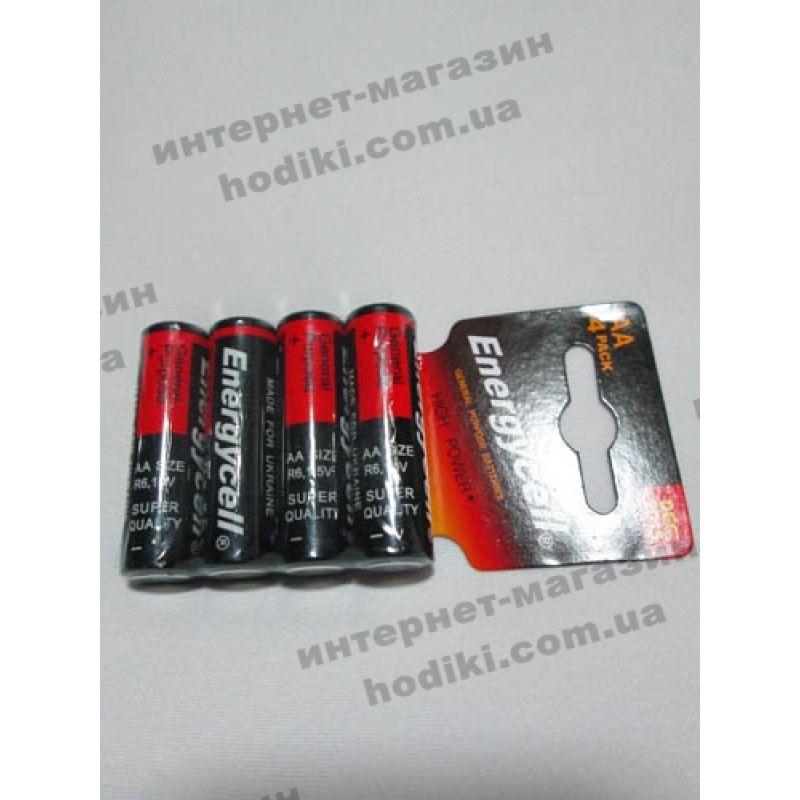 "Батарейки ""Energycell"" R6 (код 1032)"