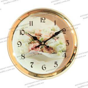 Настенные часы GT-2101F Золото  (код 10455)