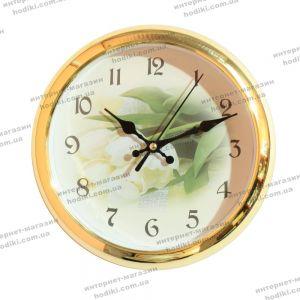 Настенные часы GT-2101F Золото  (код 10457)