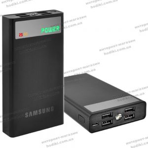 Power Bank SAMSUNG 30000mAh 4USB(1A+1A+2A+2A) №141 (код 10634)