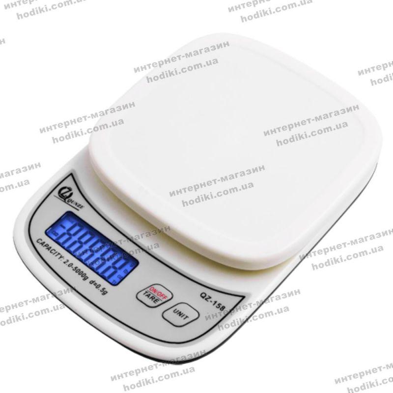 Весы QZ-158, 5кг (0.5г) (код 10660)