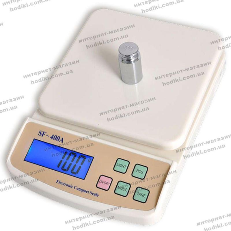 Весы SF-400A, 7кг/10 кг /6103 (код 10668)