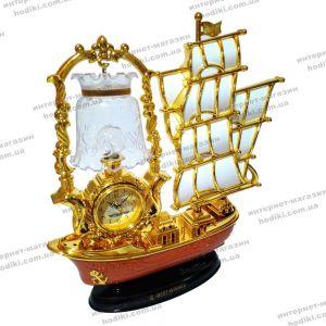 Настольные часы-светильник 8128A-3  (код 10406)