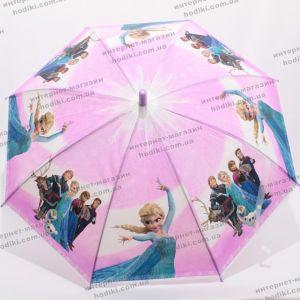 Зонт Холодное Сердце (код 10922)