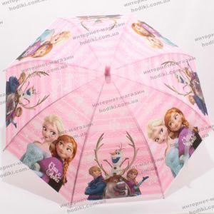 Зонт Холодное Сердце (код 10923)
