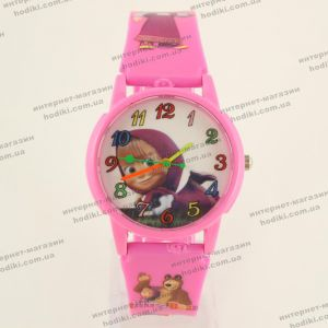 Наручные часы Маша и Медведь (код 11117)