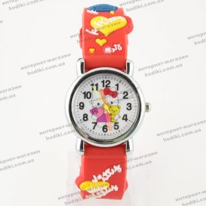 Детские наручные часы Hello Kitty (код 11974)