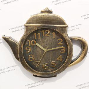 Настенные часы Чайник мал. 31х25 (код 11488)