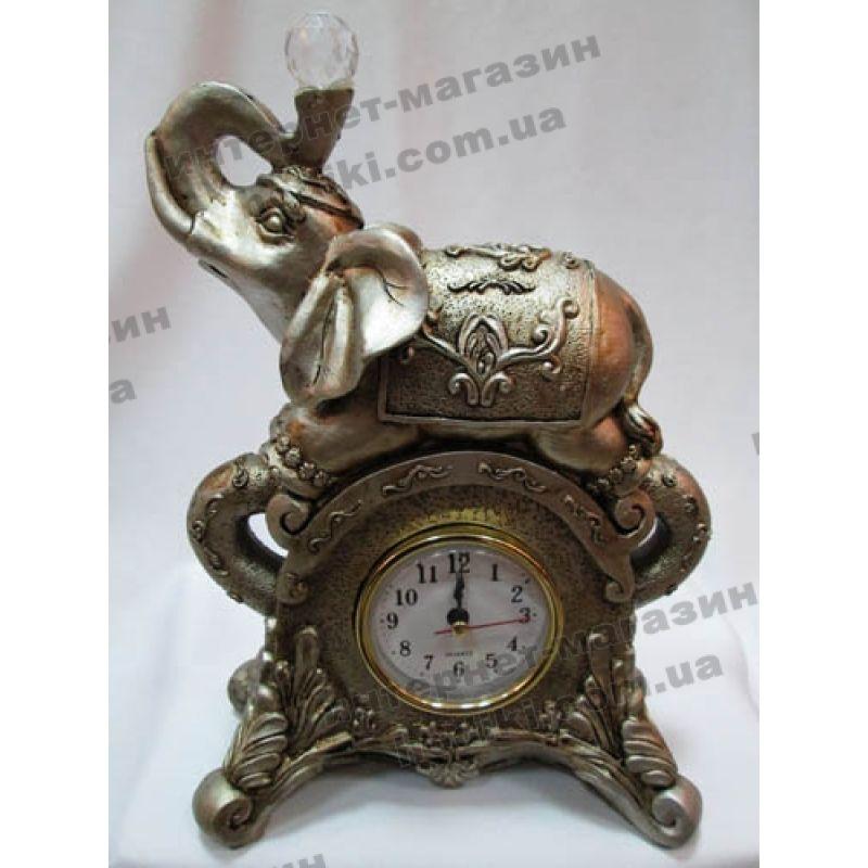 Настольные часы Слон (код 1325)