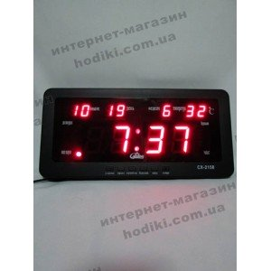 Электронные часы CX-2158 (код 1240)