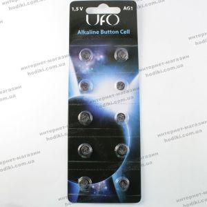 Батарайки Ufo AG1 10шт/уп (код 12284)