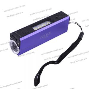 Фонарь Police U839-XPE+4SMD, ак. 18650, USB, Power Bank (код 12943)