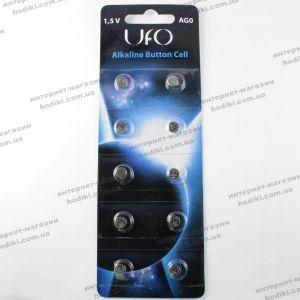 Батарайки Ufo AG0 10шт/уп (код 12285)
