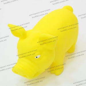 """Резиновая игрушка """"Свинья символ 2019 года"""" ср. (код 14729)"""