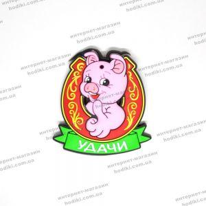 """Магниты """"символ 2019 года Свинья"""" 16-3 (20шт/уп) (код 14895)"""