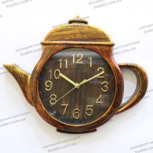 Настенные часы Чайник бол. 37х31 (код 14914)