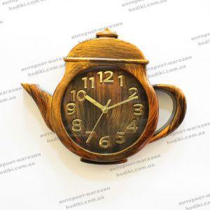 Настенные часы Чайник мал. 31х25 (код 14916)