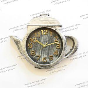 Настенные часы Чайник мал. 31х25 (код 14918)