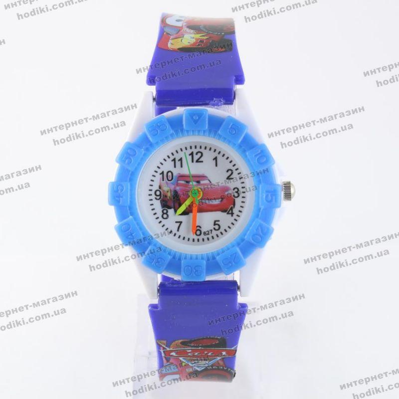 Детские наручные часы Тачки (код 15351)