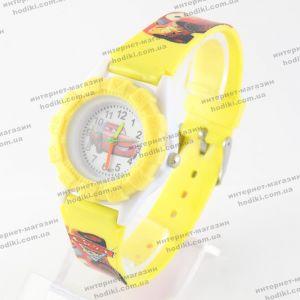 Детские наручные часы Тачки (код 15355)