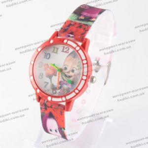 Детские наручные часы Маша и Медведи (код 15701)