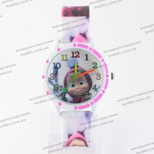 Детские наручные часы Маша и Медведи (код 15705)