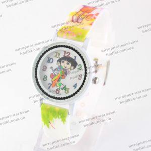 Детские наручные часы Даша - Путешественница (код 15708)