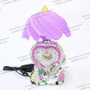 Настольные часы - светильник JG-701 (код 15857)