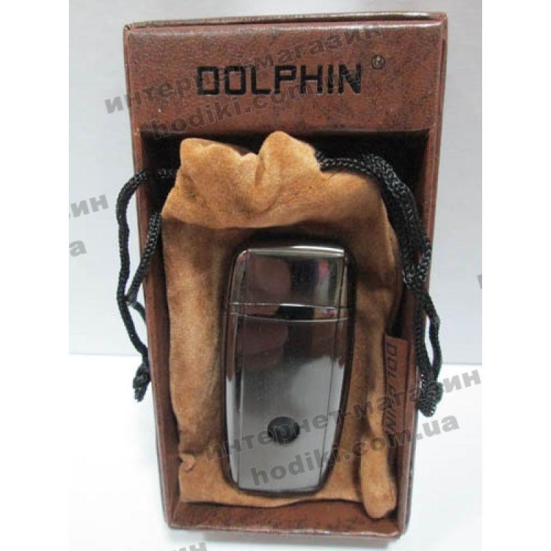 Зажигалка Dolphin №3807 (код 1685)