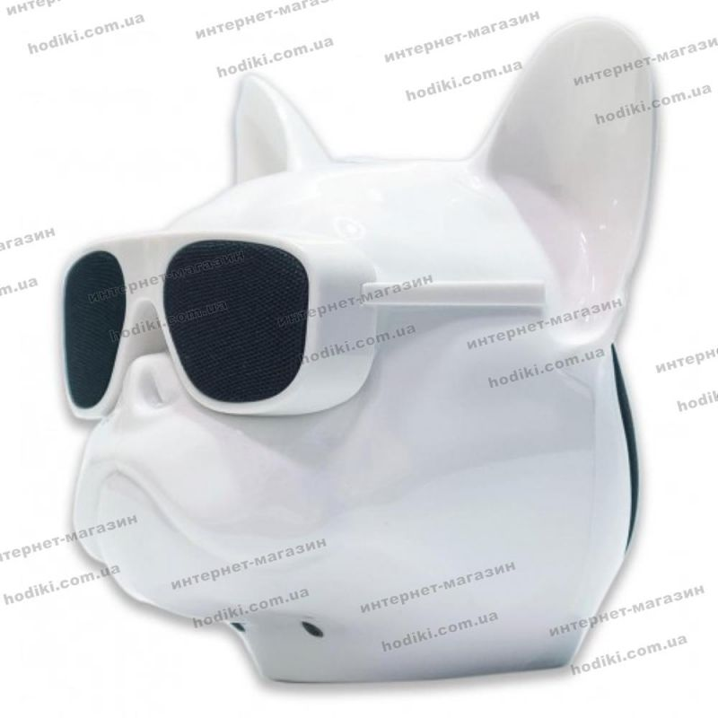 Bluetooth-колонка Aerobull DOG Head Big, c функцией speakerphone, радио (код 16344)