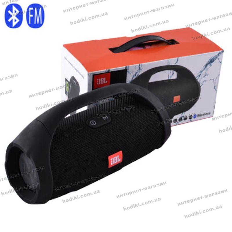 Bluetooth-колонка JBL BOOMBOX, c функцией PowerBank, speakerphone, радио (код 16353)
