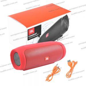 Bluetooth-колонка JBL CHARGE 4, c функцией PowerBank, радио, speakerphone (код 16357)