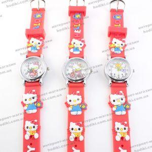 Детские наручные часы Hello Kitty (Подбор картинок случайный) (код 17145)