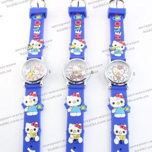 Детские наручные часы Hello Kitty (Подбор картинок случайный) (код 17148)