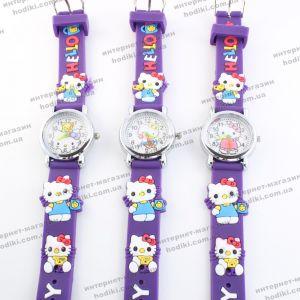 Детские наручные часы Hello Kitty (Подбор картинок случайный) (код 17150)