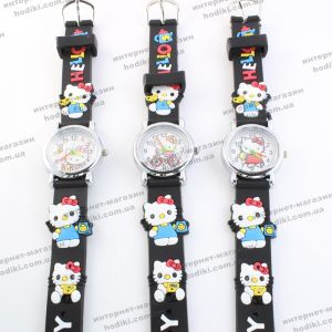 Детские наручные часы Hello Kitty (Подбор картинок случайный) (код 17151)