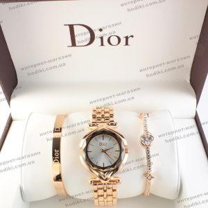 Наручные часы в подарочной коробке Dior (код 17488)
