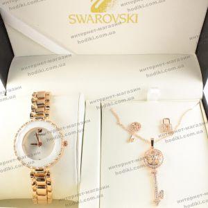 Наручные часы в подарочной коробке Swarovski (код 17494)