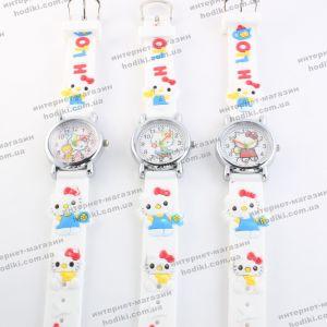Детские наручные часы Hello Kitty (Подбор картинок случайный) (код 17152)