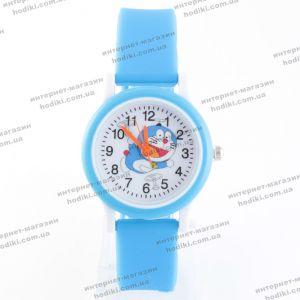 Детские наручные часы Кот (Подбор цвета случайный) (код 17801)