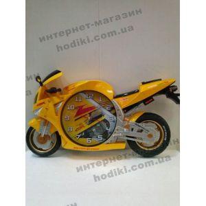 Настенные часы Мотоцикл (код 1844)