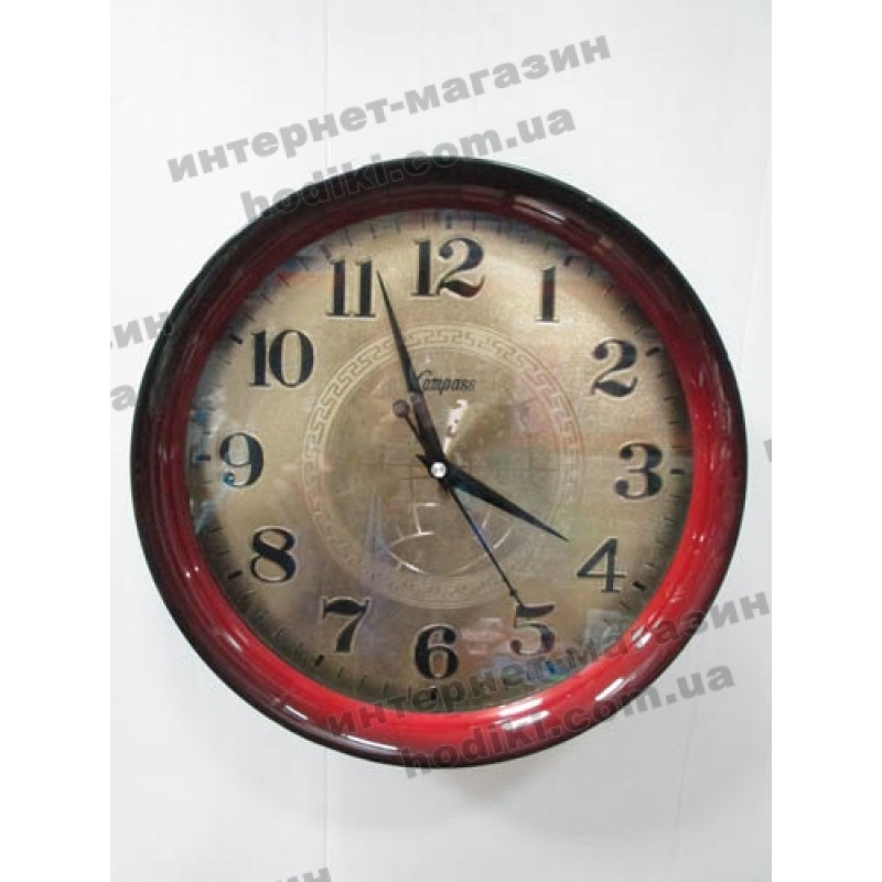 Настенные часы Compass №9292 (код 1855)
