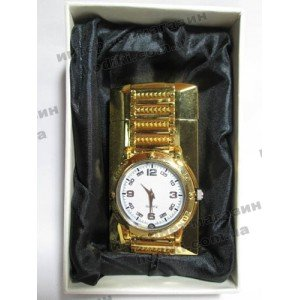 Зажигалка-часы (код 1842)