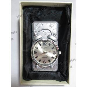 Зажигалка-часы (код 1843)