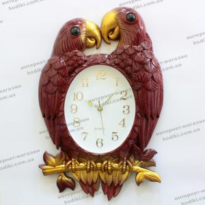 Настенные часы Попугаи (код 20023)