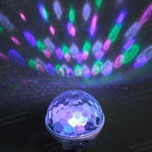 Лампа Led диско  /0926 (код 20552)