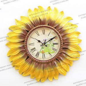 Настенные часы Подсолнух (код 20018)