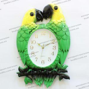 Настенные часы Попугаи (код 20022)