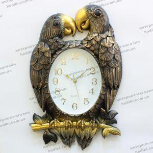 Настенные часы Попугаи (код 20024)